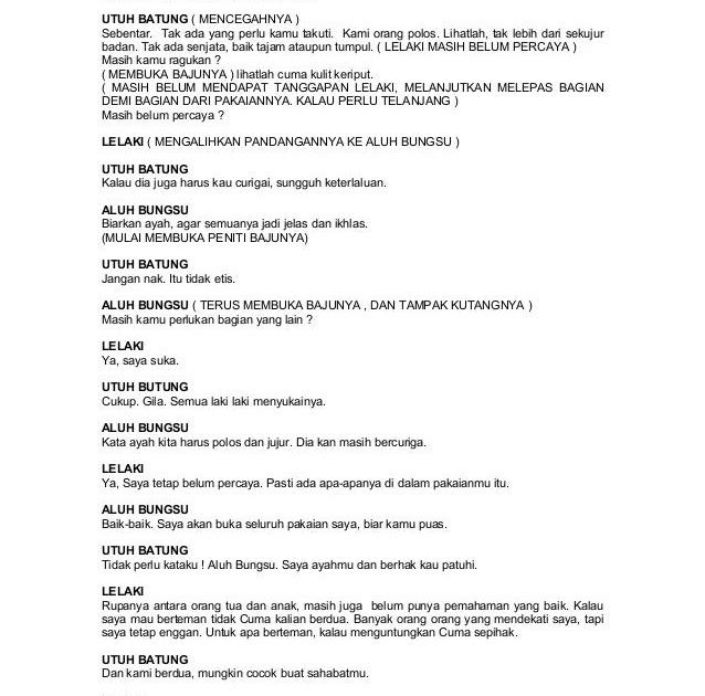 Contoh Dialog Yang Lucu - Car Scoop 17