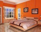 White Orange Bedroom Bedroom Wall Color Decoration 3237 › Orange ...