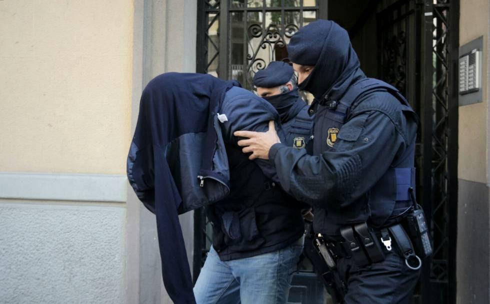 Yihadistas Barcelona