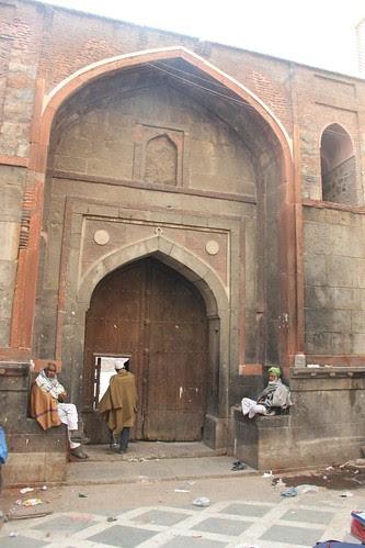 The Outer Area Dargah Nizamuddin Aulia by firoze shakir photographerno1