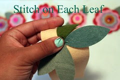 Stitch Leaves