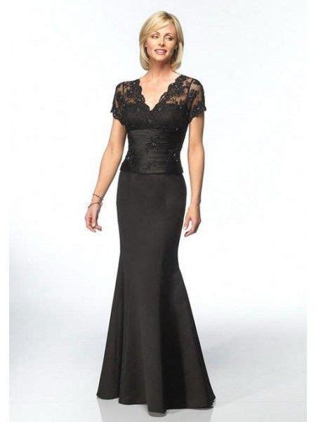 Principal Sponsors   Classical Black V Neck Long Dress