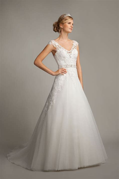 New Mark Lesley Wedding Gowns Added to website   Mia Sposa