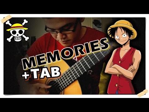 One Piece - Memories - Guitar Tab