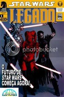 Star Wars - Legado 01