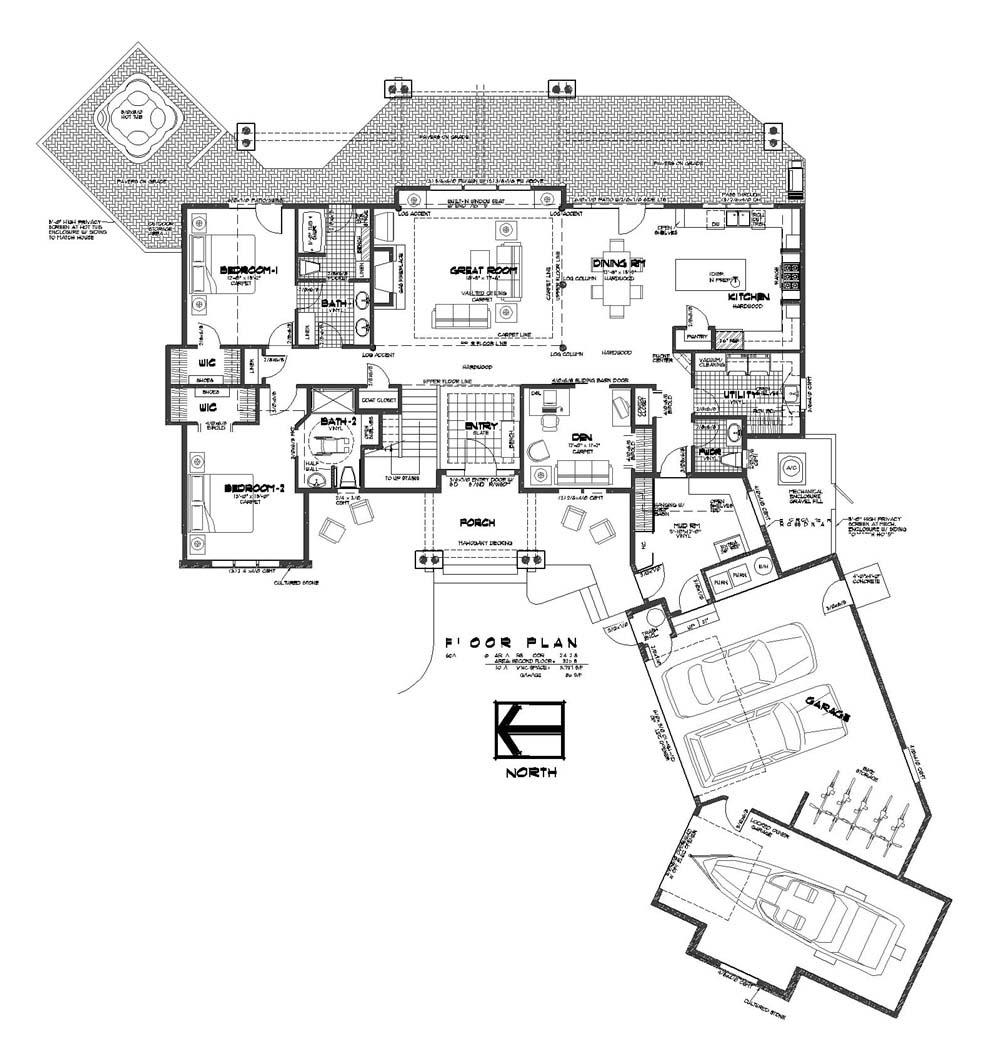 Amazing Luxury 5 Bedroom House Floor Plans 984 x 1044 · 154 kB · jpeg