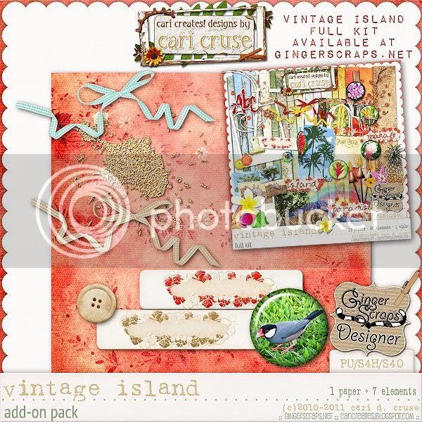 Vintage Island Add-On