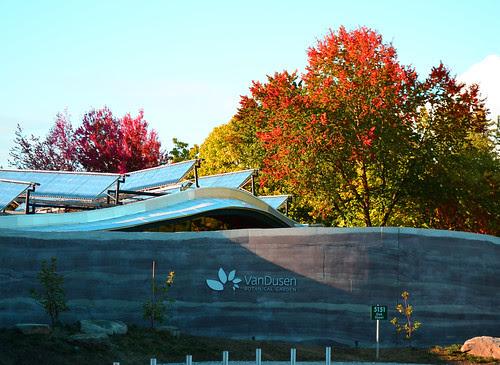 Van Dusen Gardens Visitors Center