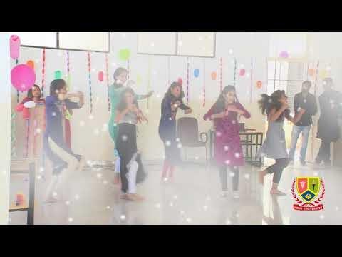 Dance Performance: Nims International School