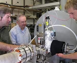 Físicos criam garrafa de antimatéria