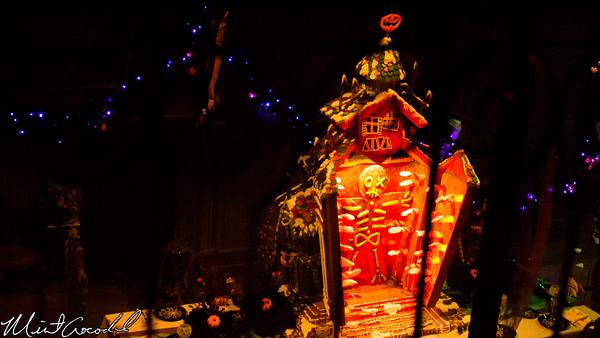 Disneyland Resort, Disneyland, New Orleans Square, Haunted Mansion, Haunted Mansion Holiday, Halloween Time