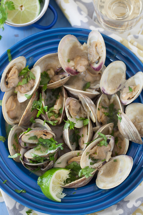 Curry Clams 2
