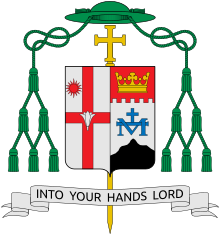 Coat of arms of Thomas Anthony Daly.svg