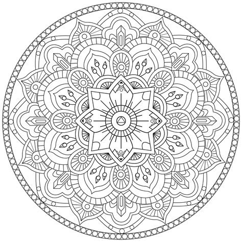 archives des coloriage mandala arts  voyages