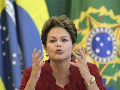 Dilma acompanhará Carnaval de Salvador pela primeira vez como presidente Foto: Ueslei Marcelino / Reuters