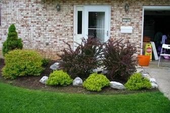 landscaping ideas for front yard | Home Improvement Directory