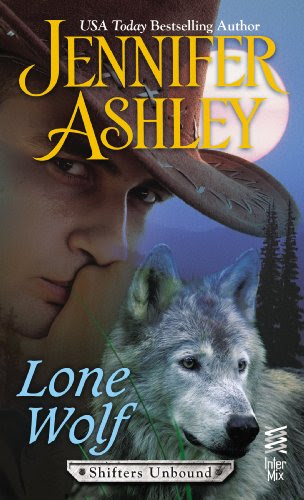 Lone Wolf (SHIFTERS UNBOUND) by Jennifer Ashley