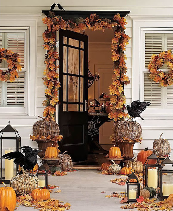 Thanksgiving Home Decor Ideas | InteriorHolic.