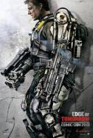 異空戰士/明日邊界(Edge of Tomorrow)poster