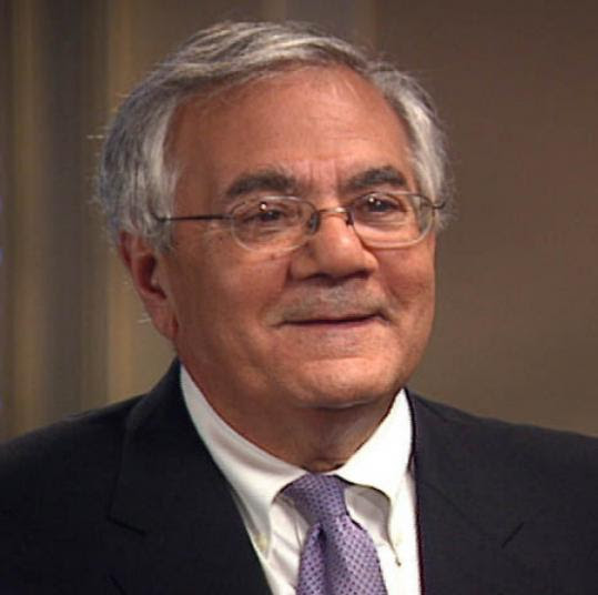 The biography shows how Barney Frank, by turns brilliant, witty or cranky, may be a victim of oversimplification.