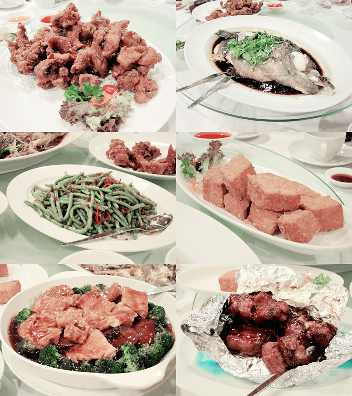 genting resturant food day 1