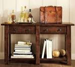 Shoe storage solutions for an entryway