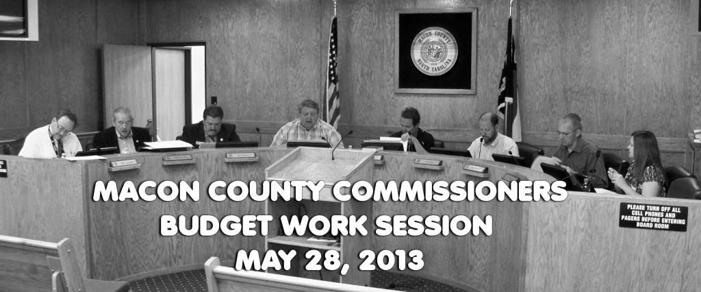 Commissioners May 28 2013