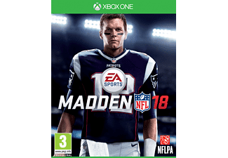 Madden NFL 18 NL/FR Xbox One Xbox Onegames