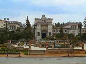 Foto del Museo arqueológico Sevilla