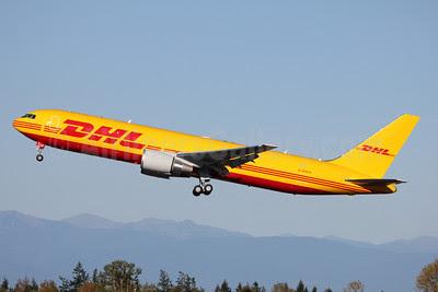 DHL Air (UK) Boeing 767-3JHF ER G-DHLH (msn 37806) PAE (Nick Dean). Image: 909306.