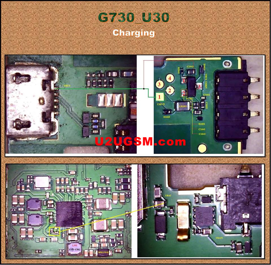 Huawei Ascend G730 Charging Problem Solution Jumper Ways