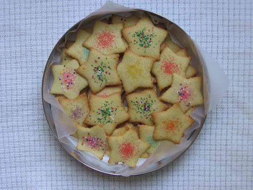 OK Christmas cookies