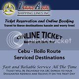Trans-Asia Shipping Cebu-Iloilo Route