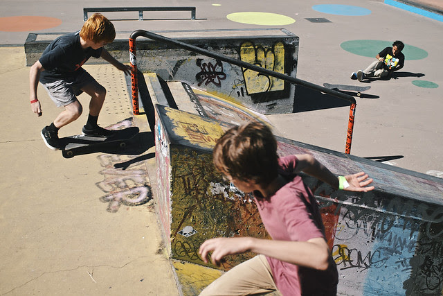 Skate Competition 1
