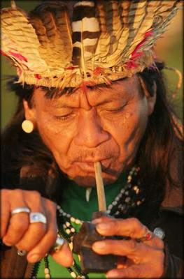 Guaraníes...