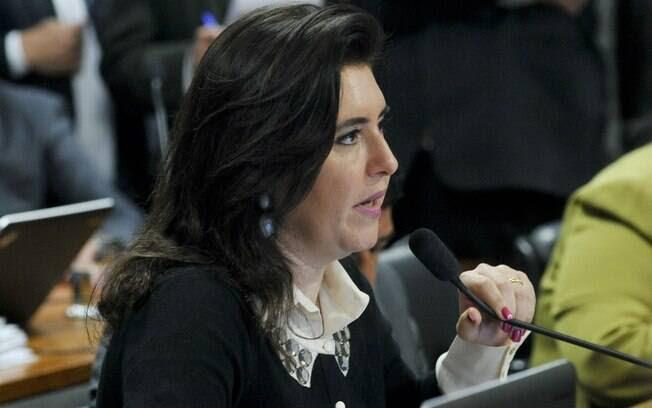 Simone Tebet defendeu que considerações finais da defesa e acusação devem ser feitas em 5 dias