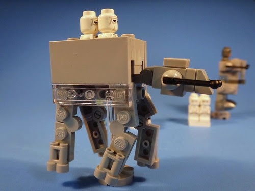 LEGO Battle of Hoth At-AT