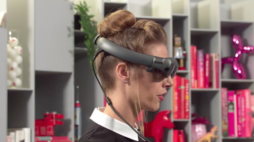 Magic Leap One review: headset