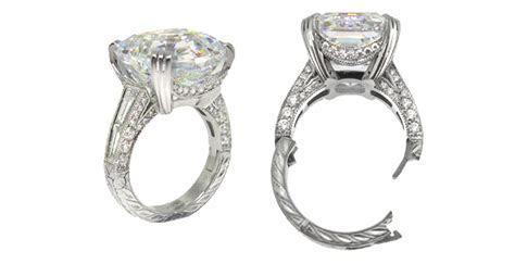 Adjustable Diamond Rings   Wedding, Promise, Diamond
