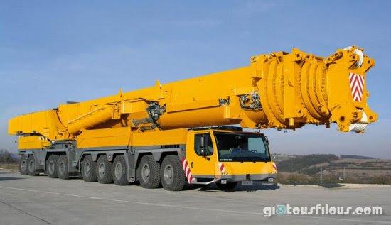 Τα μεγαλύτερα κατασκευαστικά οχήματα στον κόσμο (12pics)