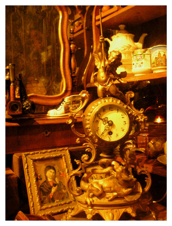 Antique Shop - 2 by borowitz on DeviantArt