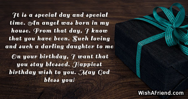 Latest My Daughter Is A Blessing From God Quote Soaknowledge