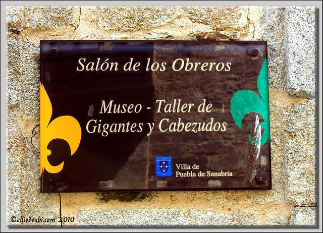 1 Museo de Cabezudos