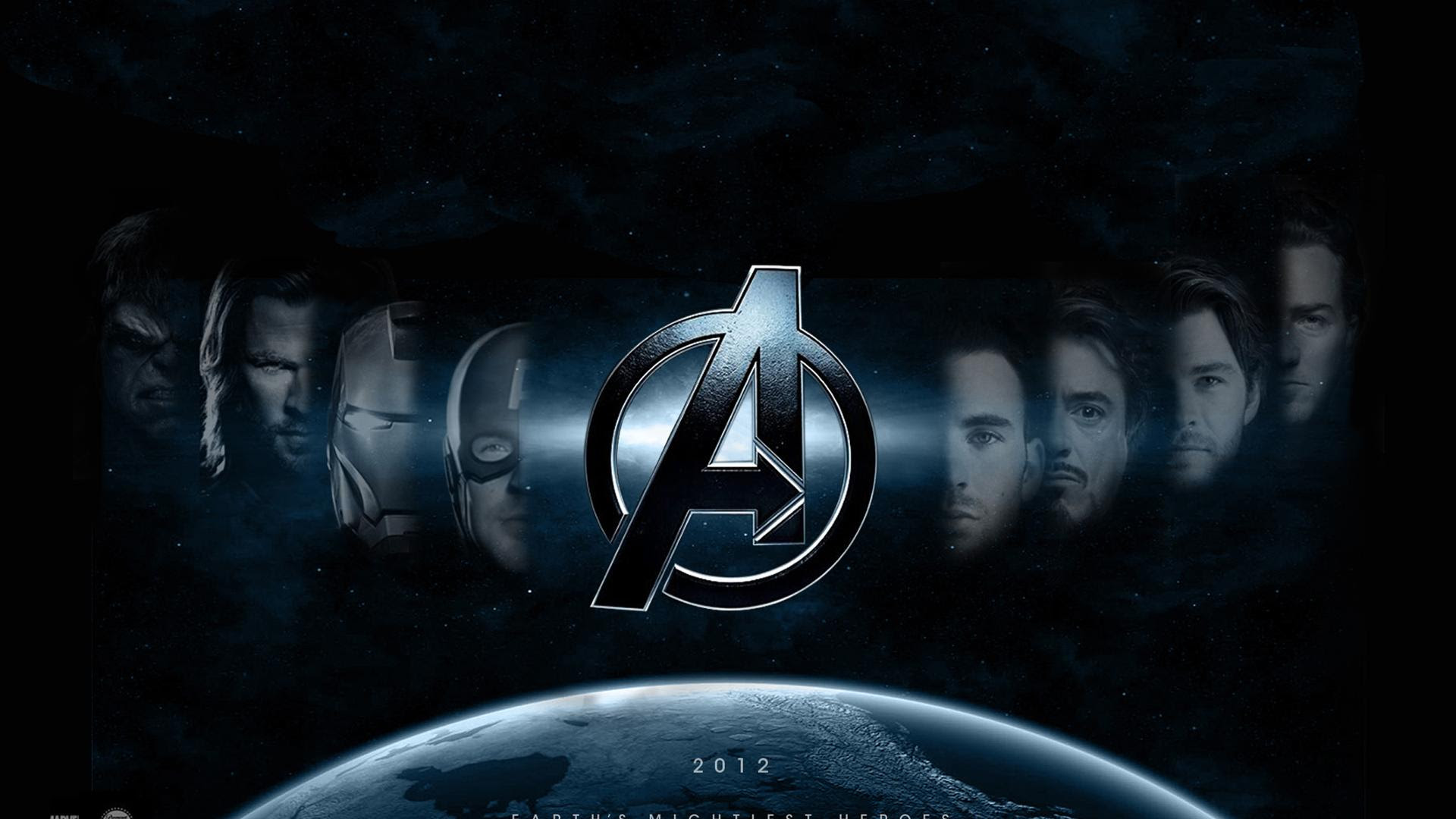 Avengers Logo Wallpaper Hd For Mobile