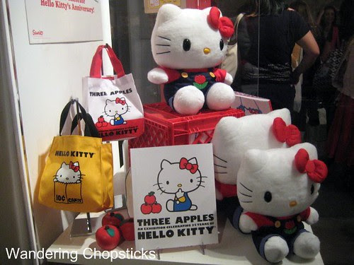 Royal T (Three Apples - An Exhibition Celebrating 35 Years of Hello Kitty and In Bed Together - Art & Bites from Ludo Lefebvre) - Culver City 2