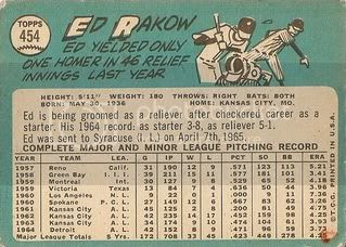 #454 Ed Rakow (back)