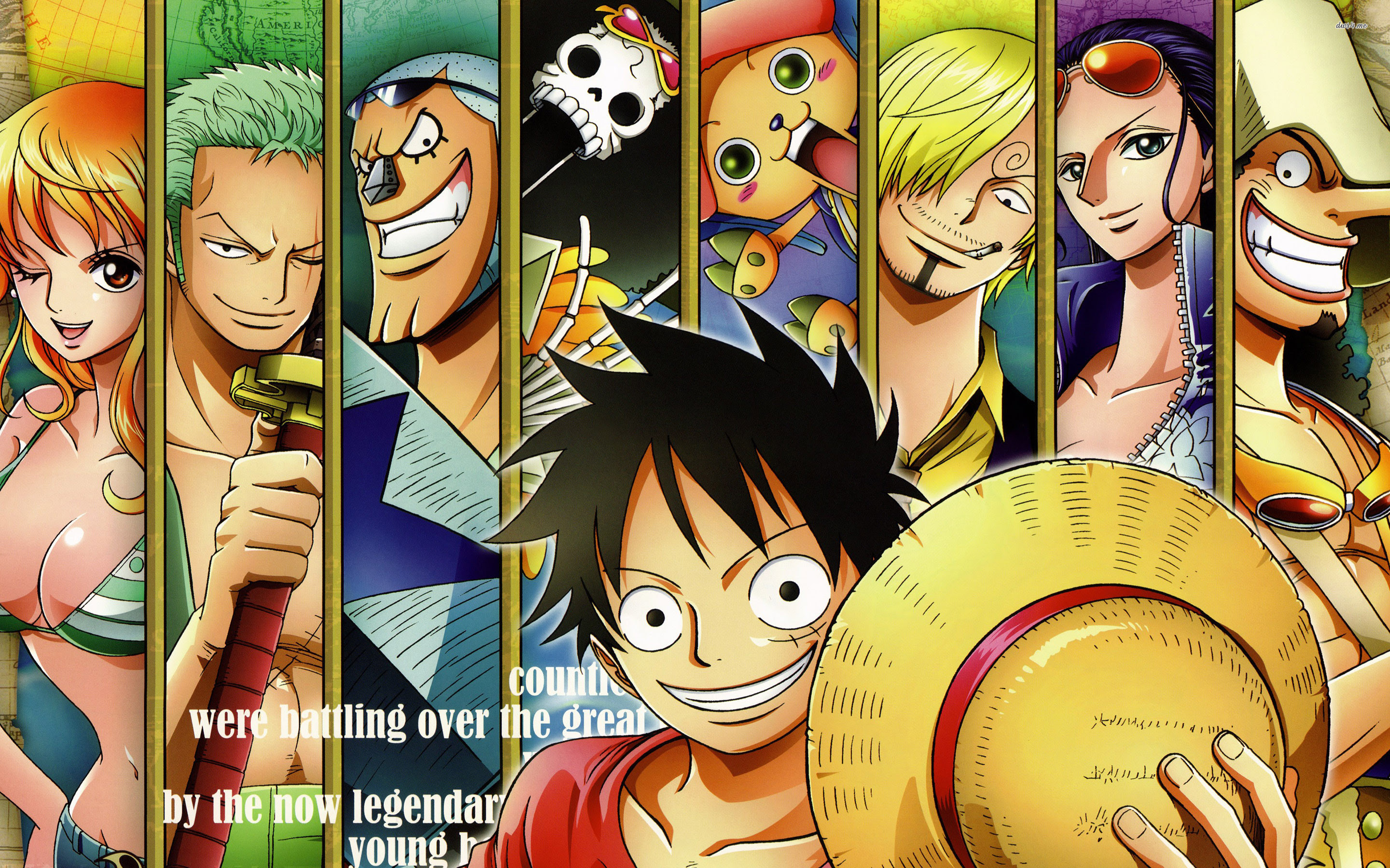 Tons of awesome one piece wallpapers hd  Wallpaper One Piece Anime