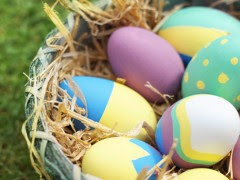 Leftover Easter Egg Recipe Ideas