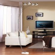 Dimmable Floor Lamp from Kmart.