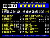 Ceefax: worth staying in for